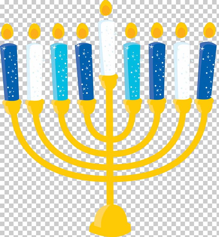 Menorah Hanukkah , others PNG clipart.