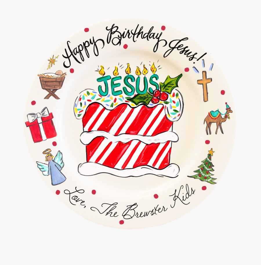 Happy Birthday Jesus Png , Free Transparent Clipart.