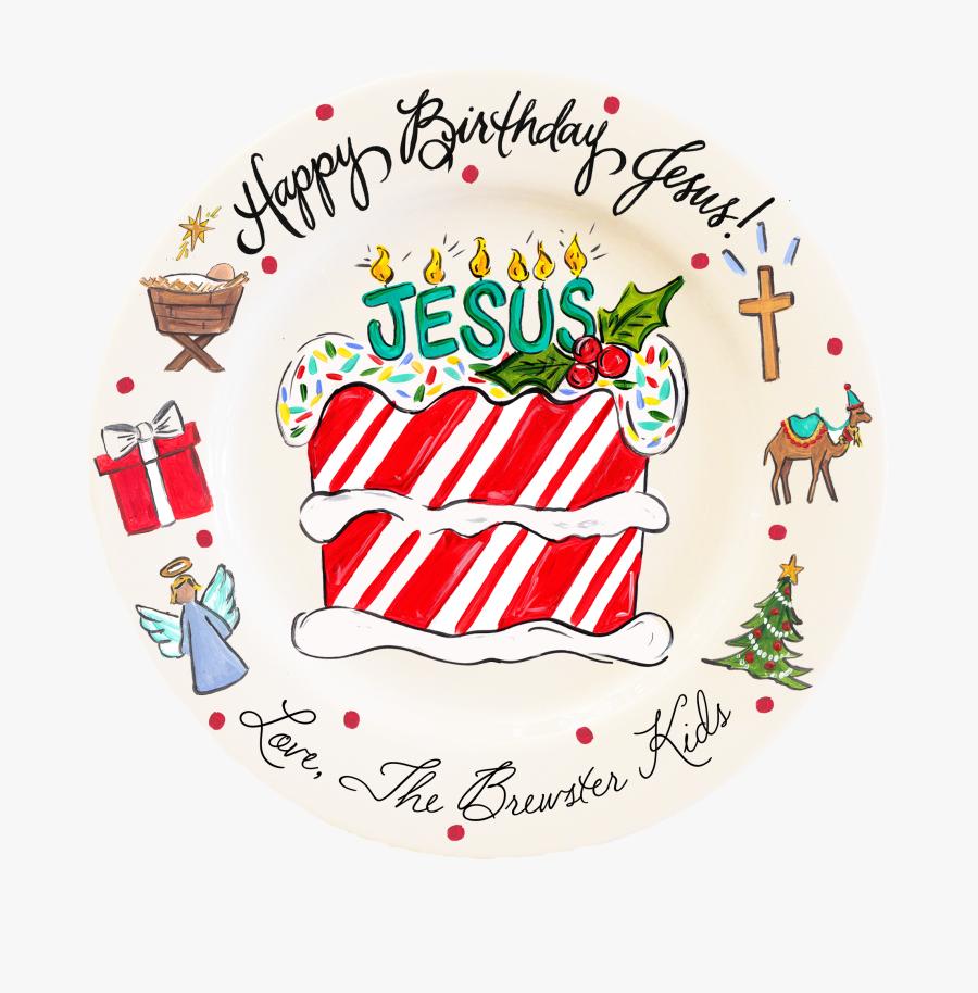 Happy Birthday Jesus Png , Free Transparent Clipart.