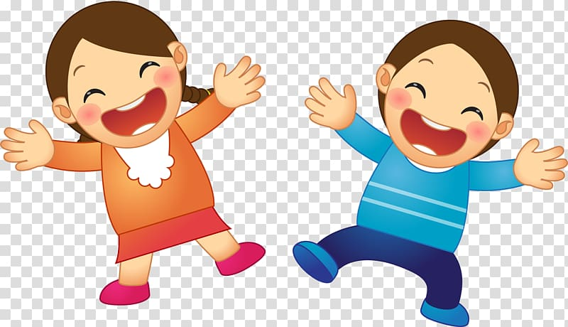 Child , Lovely happy child hands transparent background PNG.