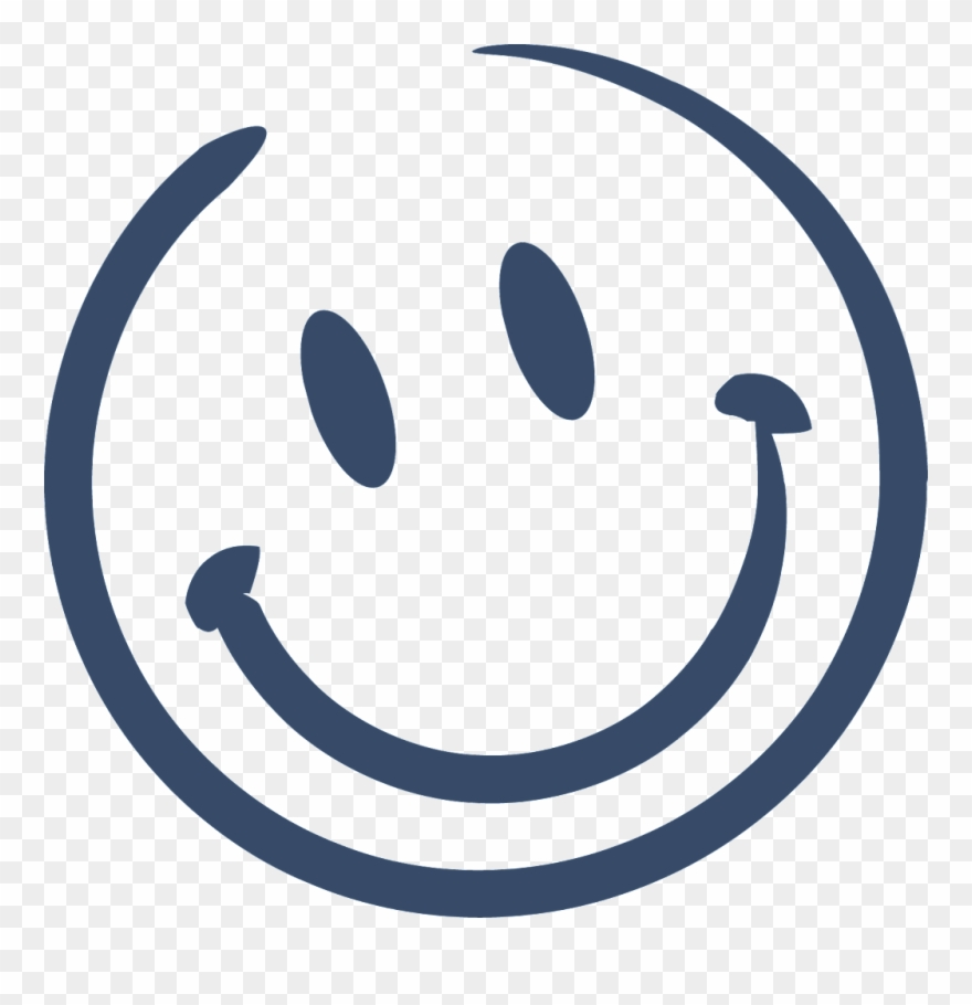 Smiley Face Png Clipart (#109005).