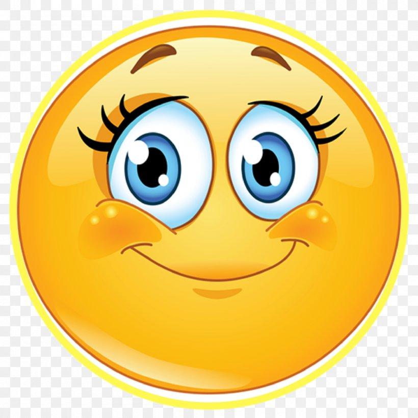 Emoticon Smiley Emoji Clip Art, PNG, 1000x1000px, Emoticon.