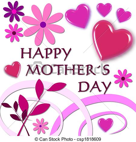 781 Mothers Day free clipart.