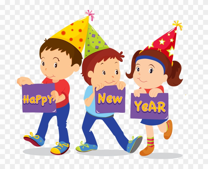 New Year Kids Png & Free New Year Kids.png Transparent Images #9159.