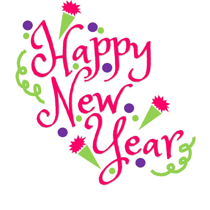 Happy New Year 2019 : Happy New Year 2019 Clipart.
