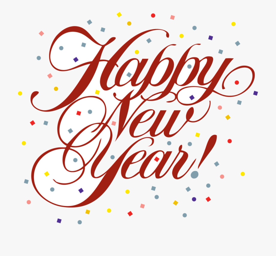 Happy New Year 2019 Clip Art Free, Cliparts & Cartoons.