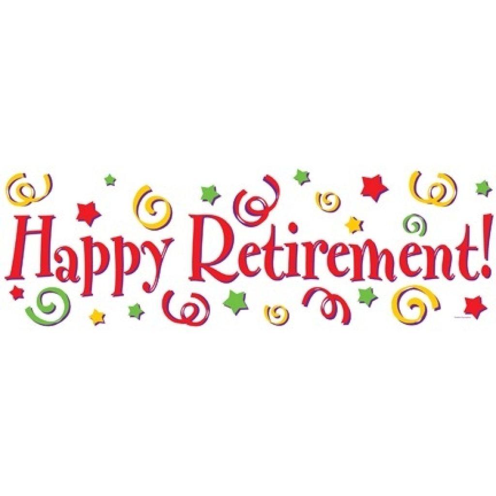 Happy Retirement Clipart Free Download Clip Art.