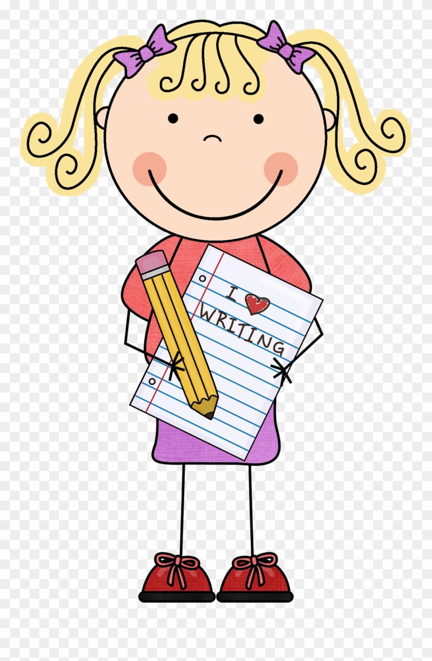 Happy Student Clipart.