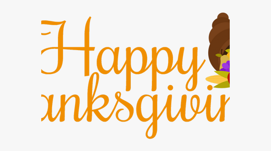 Thanksgiving Clipart Banner.