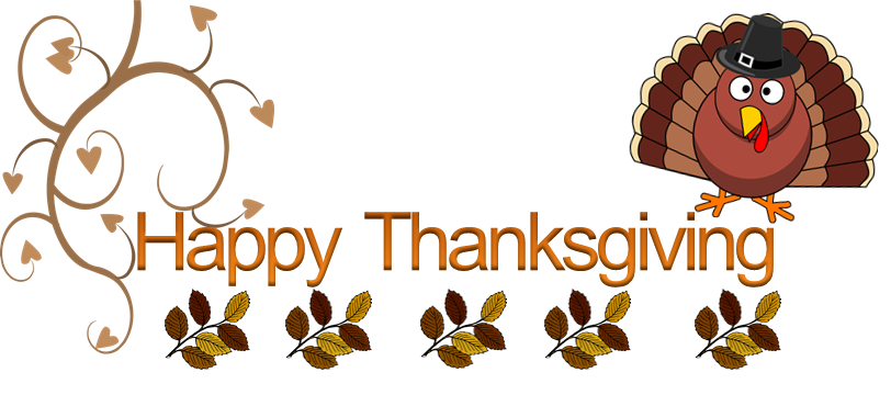 Happy Thanksgivingtransparent png image & clipart free download.