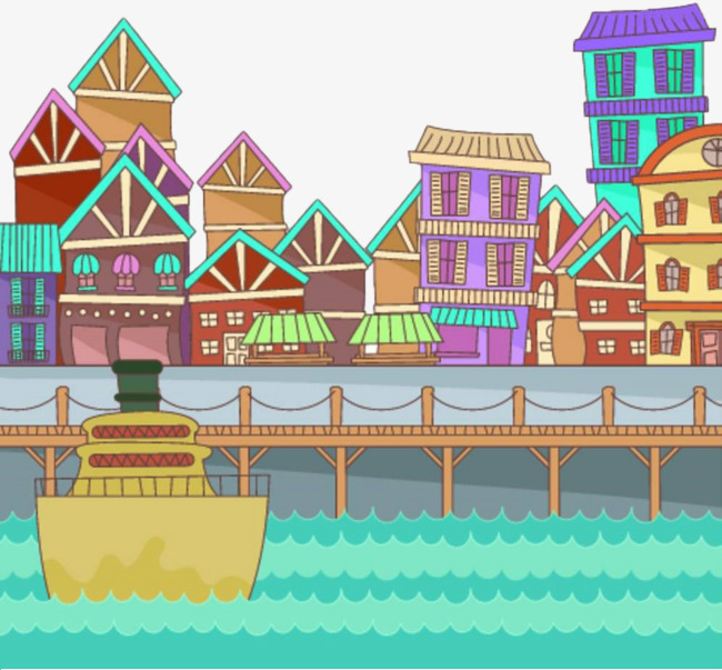 Harbor clipart 8 » Clipart Station.
