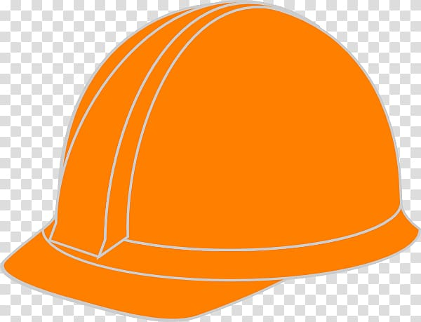 Hard hat Helmet Cap, Construction Hat transparent background.