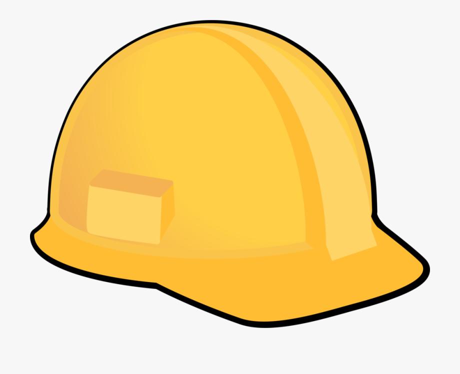 Cap Clipart Yellow.