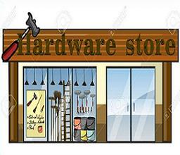 Store Clipart hardware store 1.