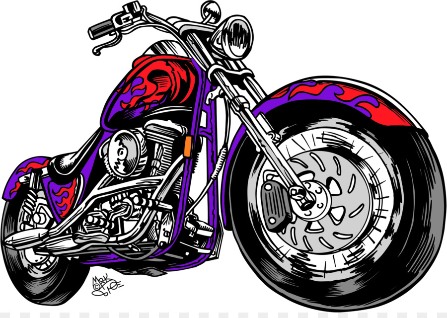 Harley davidson motorcycle clipart 8 » Clipart Station.