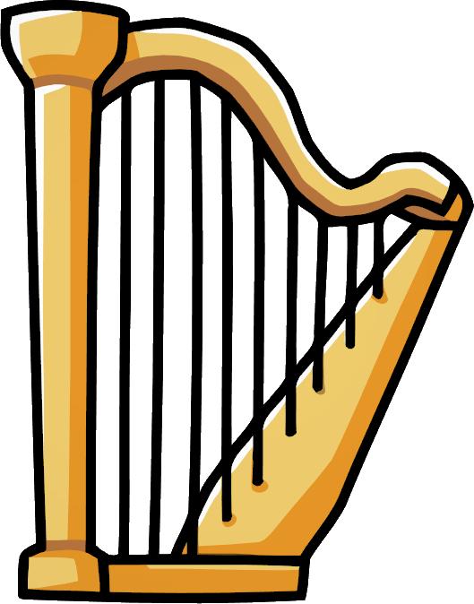 Harp clipart clip art, Harp clip art Transparent FREE for.