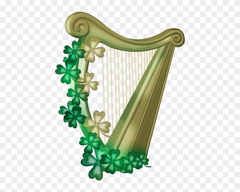 Harp Clipart Tool.