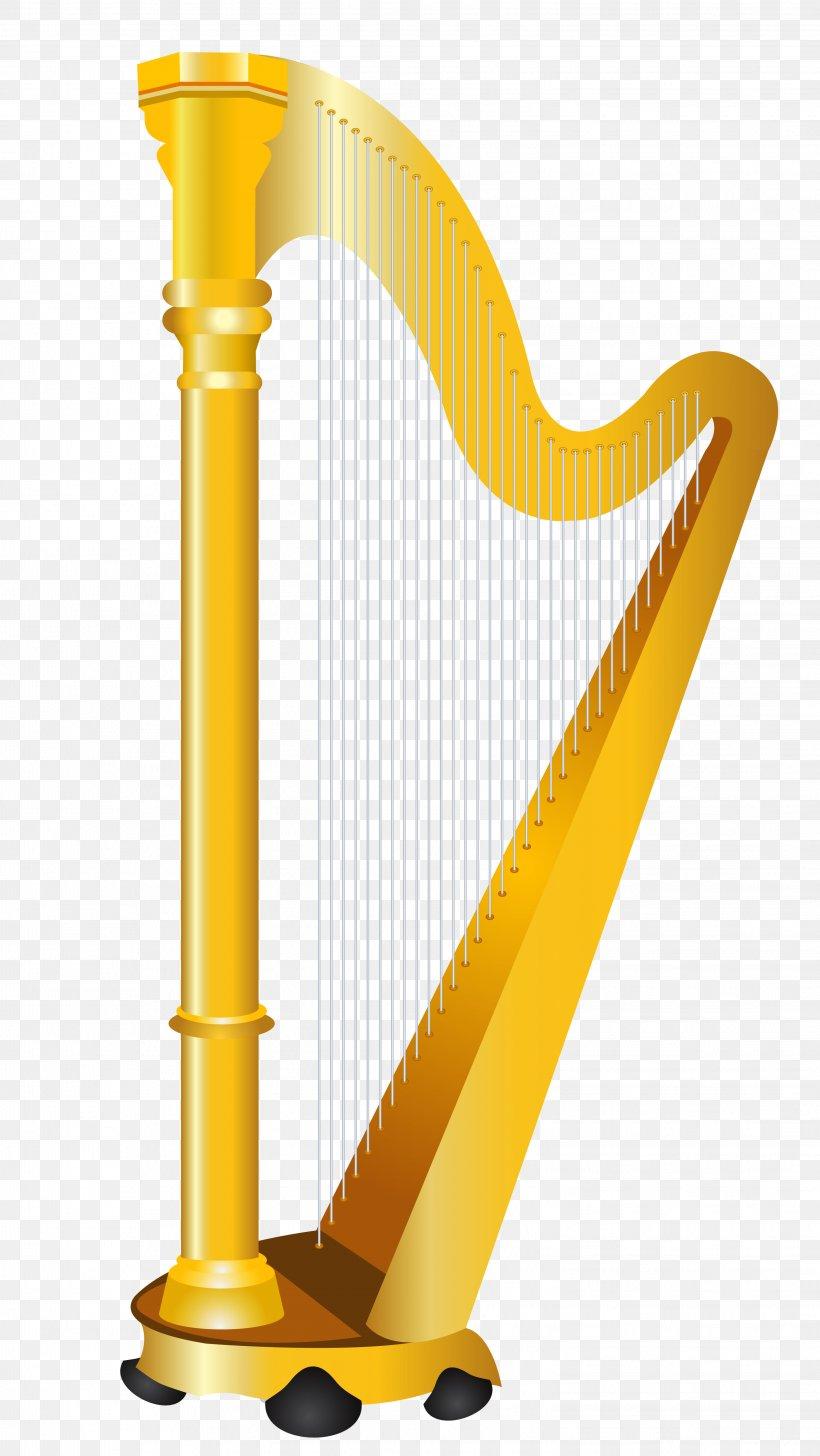 Celtic Harp Clip Art, PNG, 3048x5414px, Watercolor, Cartoon.