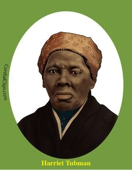 Harriet Tubman Clipart & Free Harriet Tubman Clipart.png.