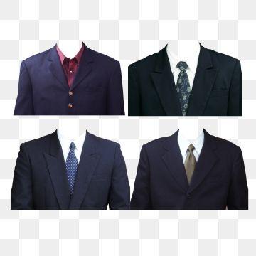 Black Suit Passport Set, Clothes, Suit, Mens PNG Transparent.