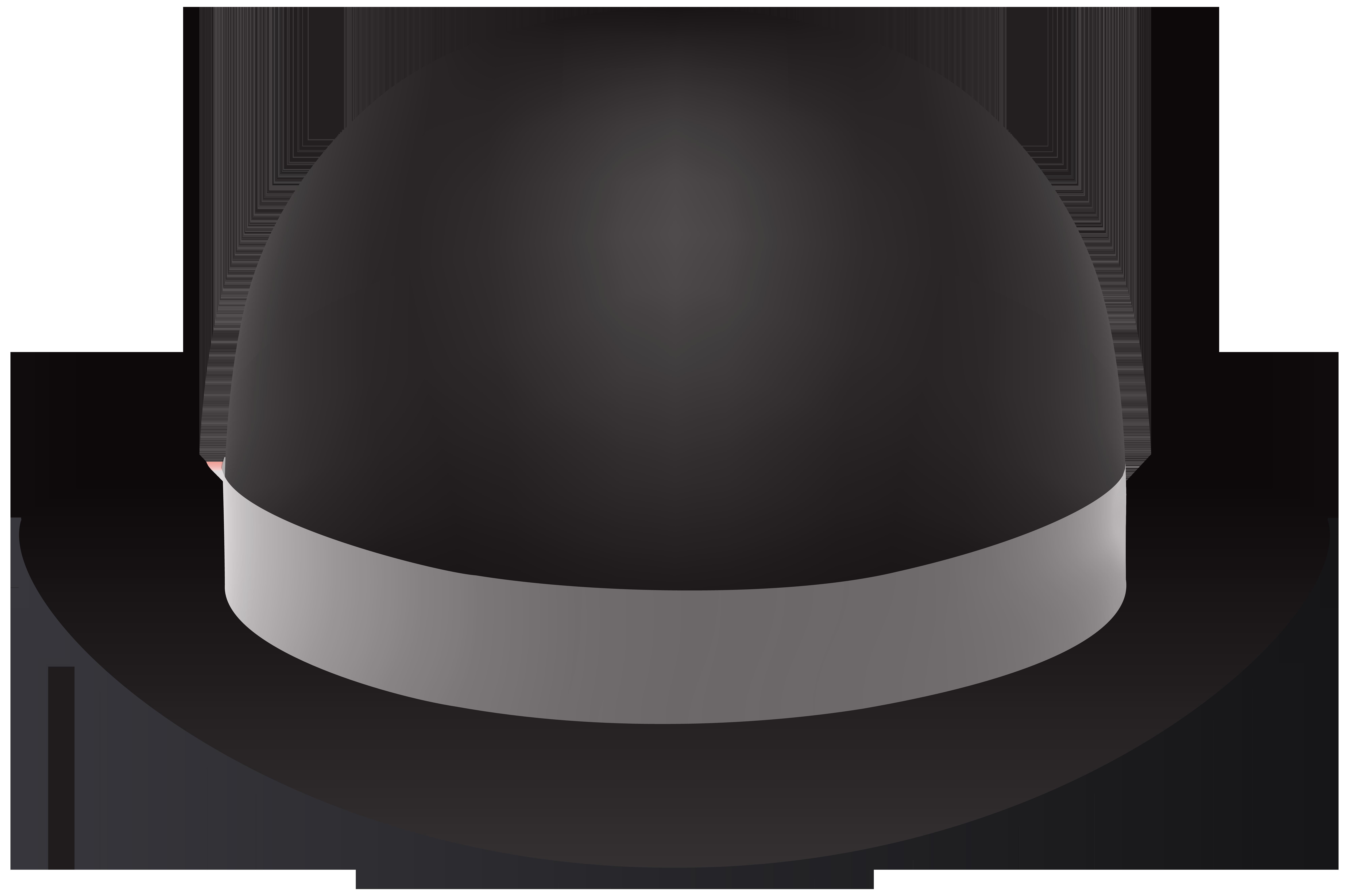 Male Hat PNG Clip Art Image.