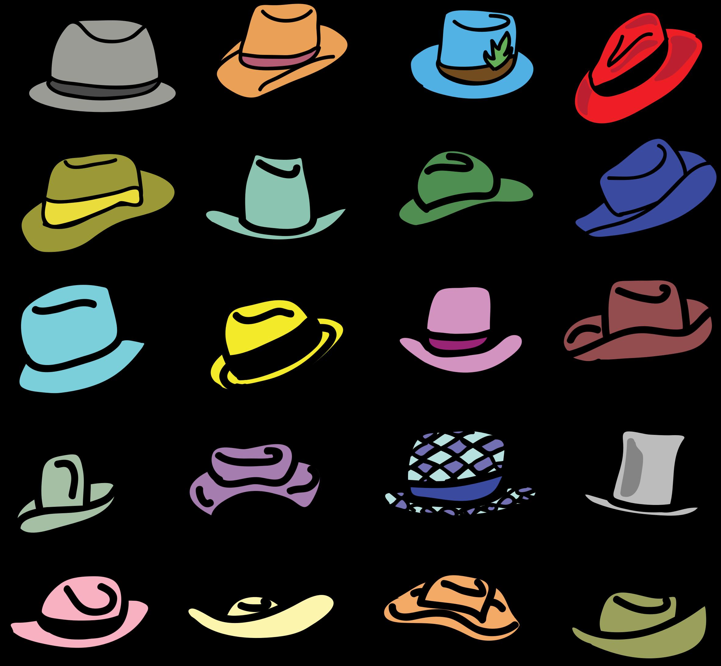 Fashion clipart hat, Fashion hat Transparent FREE for.