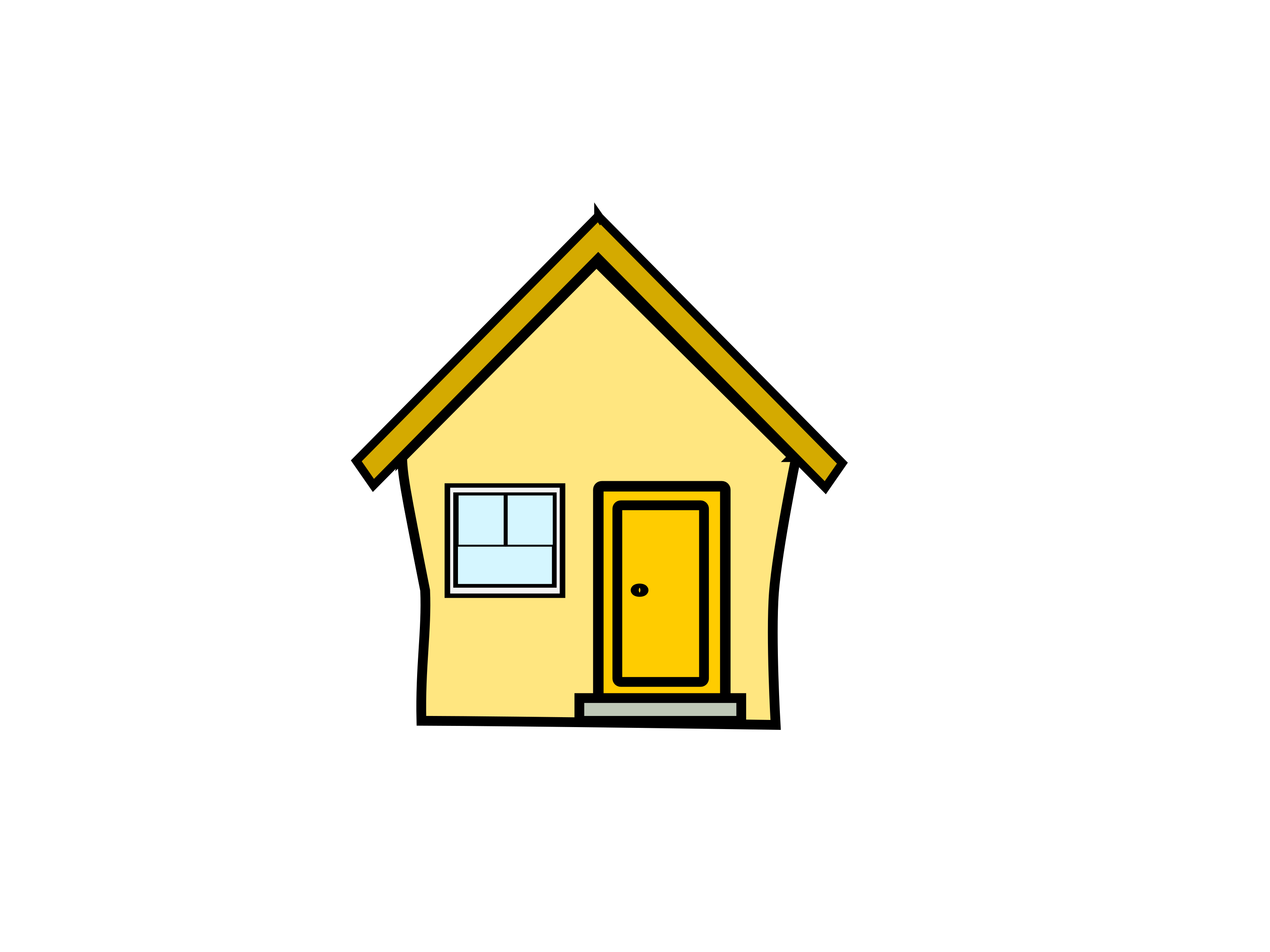 Clipart haus 6 » Clipart Station.