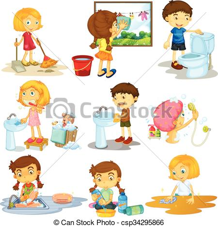 Hausarbeit clipart 13 » Clipart Station.