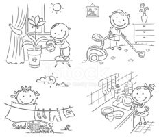 Hausarbeit clipart 8 » Clipart Station.