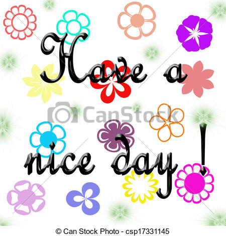 Have a nice day clipart 2 » Clipart Station.