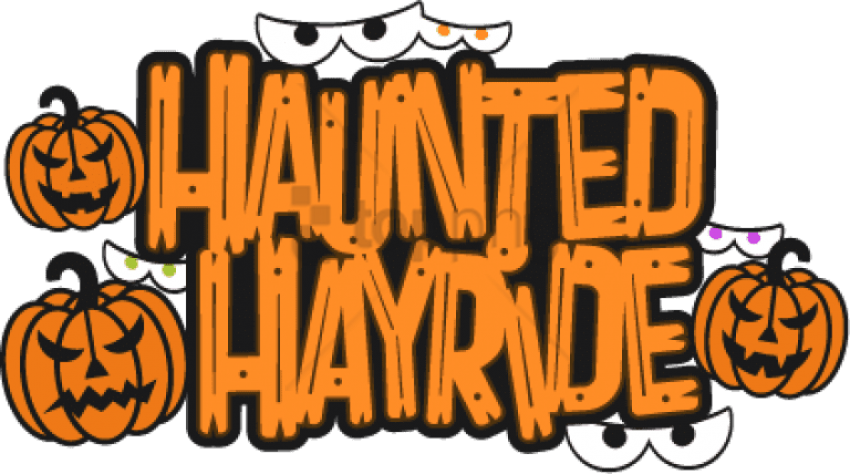 haunted hayride psa.