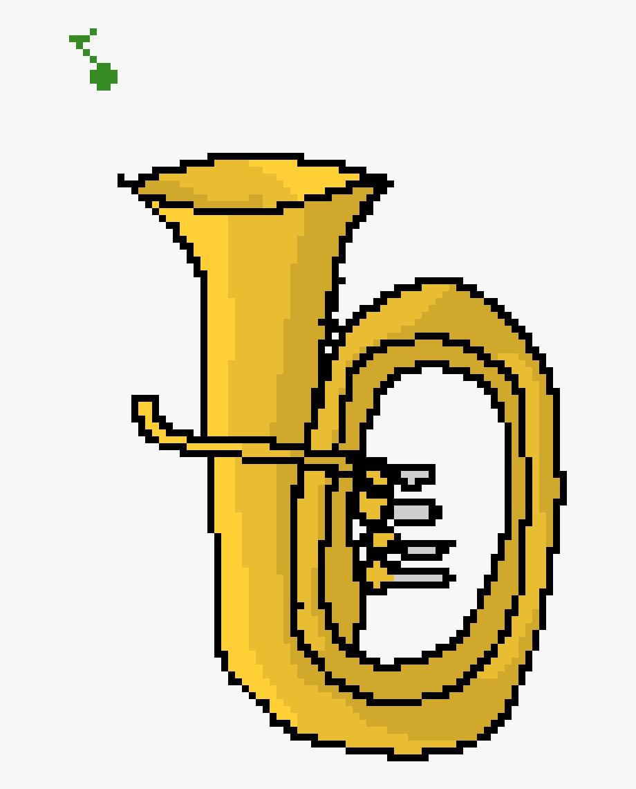 Tuba Clipart Cool.