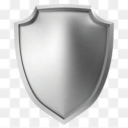Silver Shield, Shield Clipart, Hd PNG Transparent Clipart.
