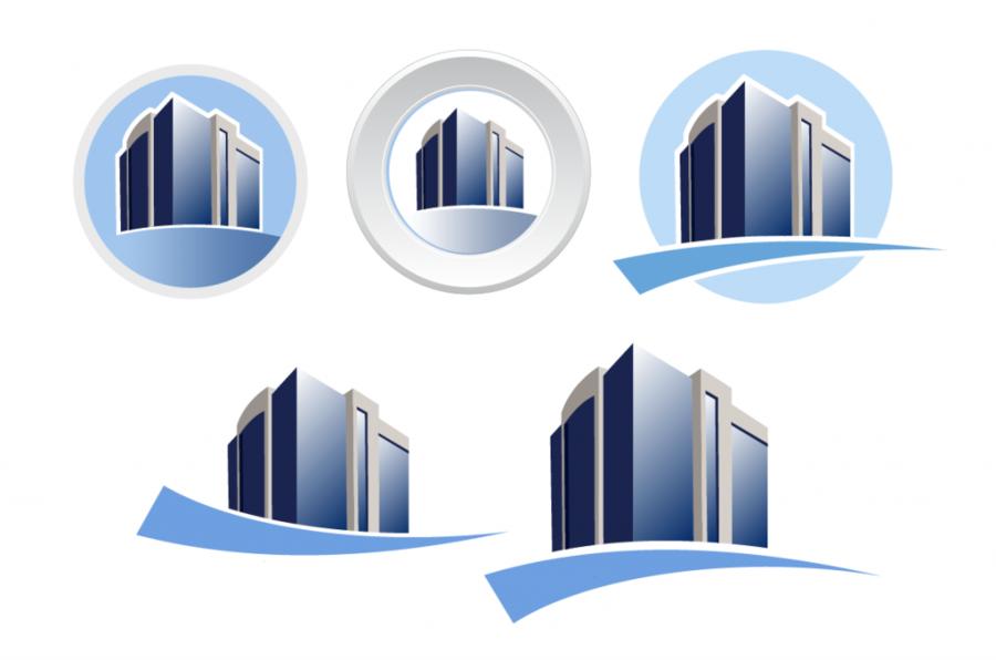 Building Logo clipart.