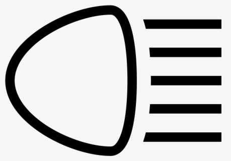 Free Headlights Clip Art with No Background.