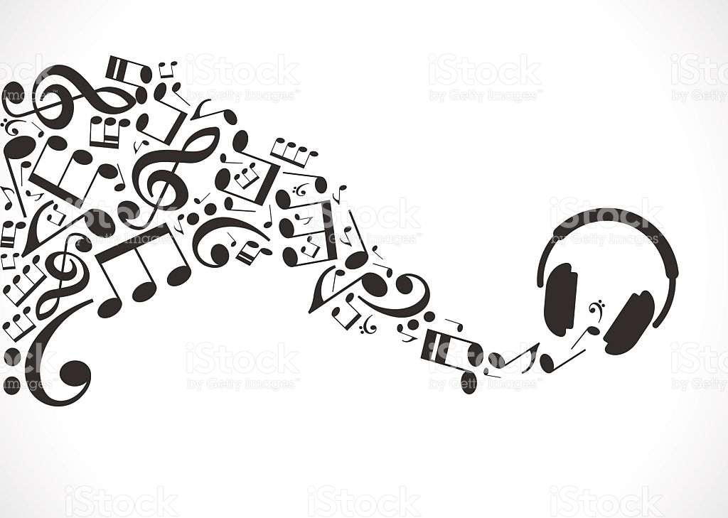 Music Clip Art, Vector Images & Illustrations.