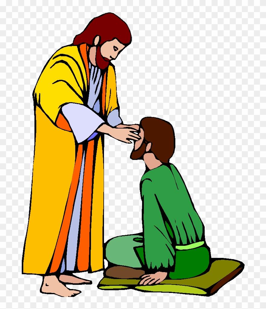 Download Jesus Heals Clipart Miracles Of Jesus Healing.