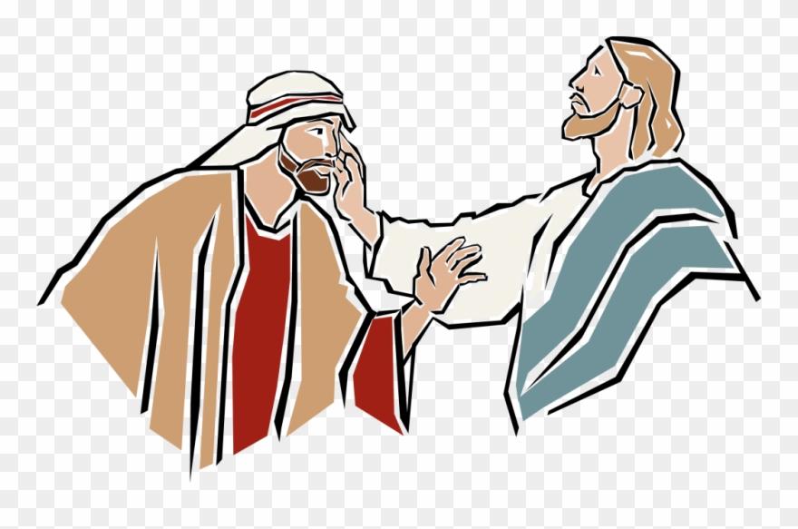 Healing Clipart Jesus Heals.