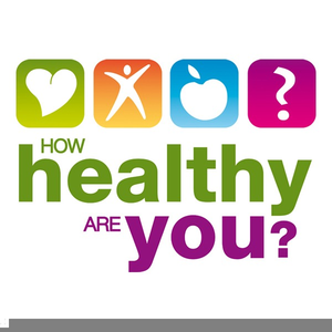 Health And Wellness Clipart Free.