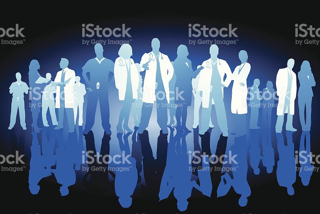 Clipart Health Care Professionals.