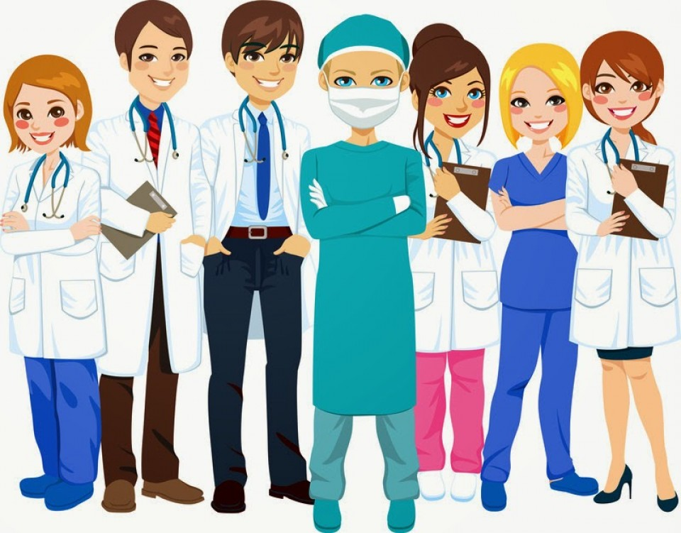 Healthcare Professionals Clipart Clipground Sokolvineyard Com
