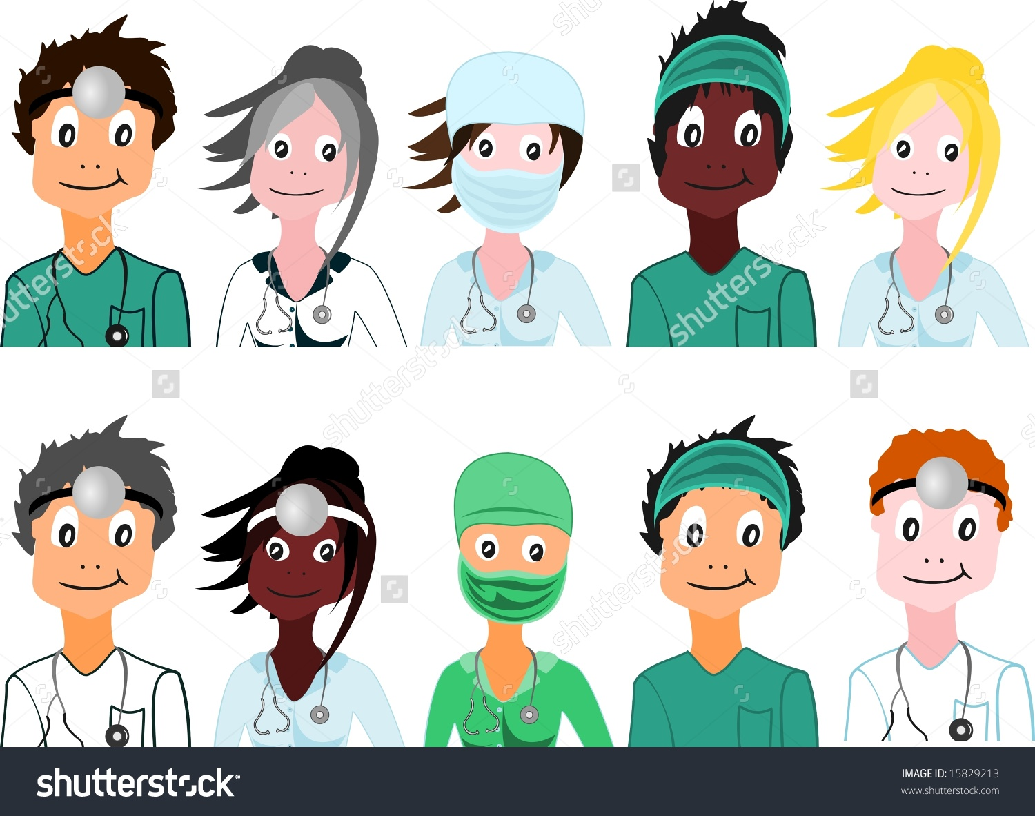 Showing post & media for Cartoon health care teamwork clip art.