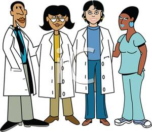 Showing post & media for Cartoon health professionals.