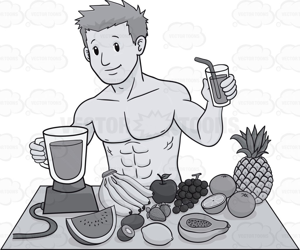Healthy person clipart 4 » Clipart Station.