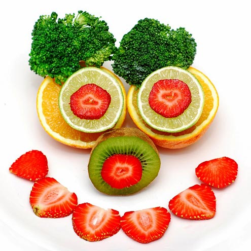 Clipart Healthy Snacks.