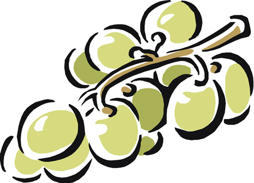 Healthy Snack Clipart.