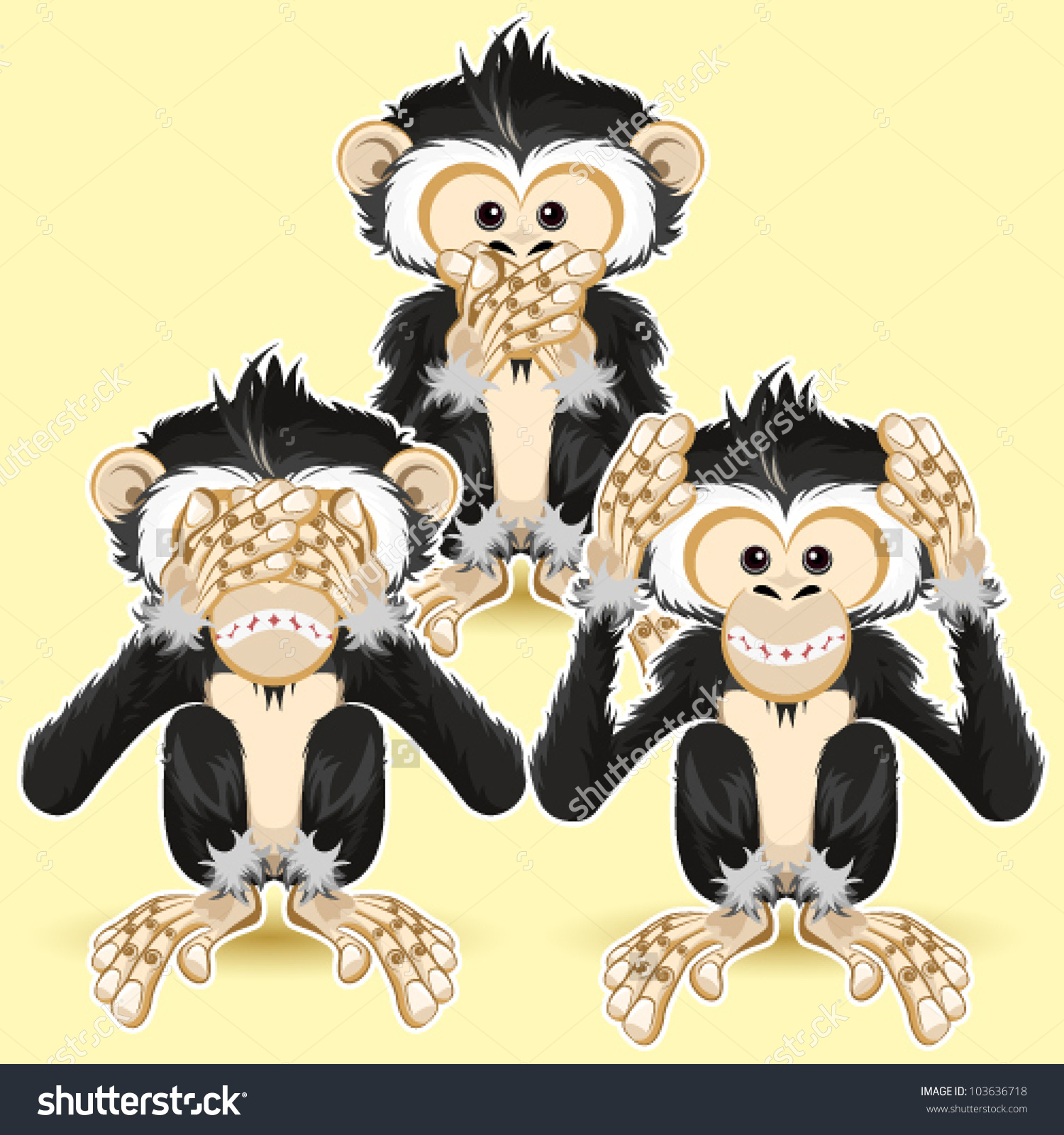 see no evil hear no evil Immune-mediated inflammation and allograft rejection are greatly reduced in  certain organs, a phenomenon called 'immune privilege' immune.