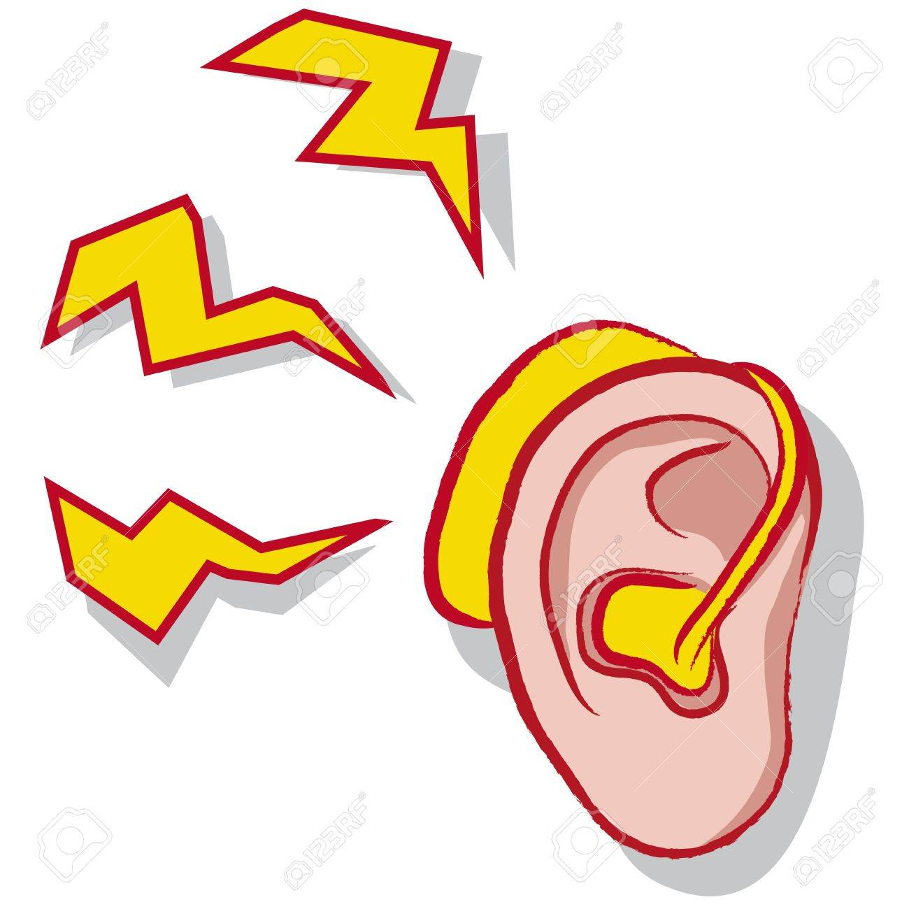 Hearing aid clipart 1 » Clipart Station.
