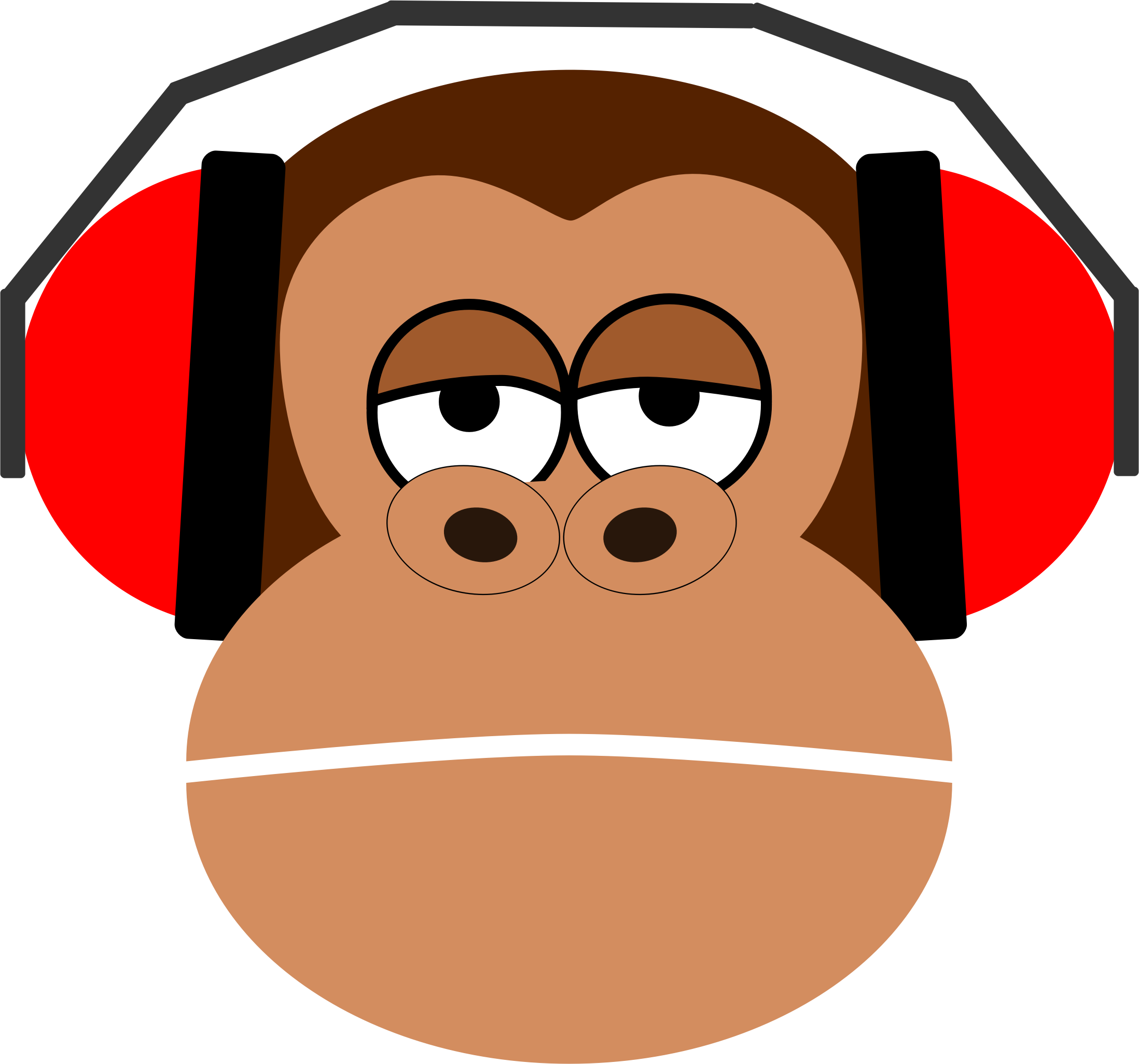 Hearing protection clip art.