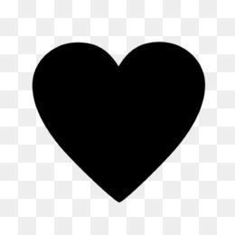 Heart Black PNG and Heart Black Transparent Clipart Free.